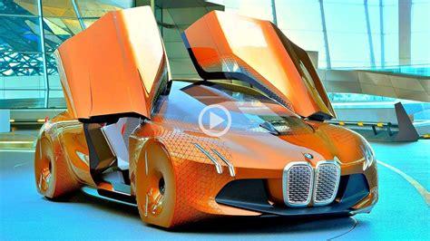 Bmw New Future Vision Concept Car Design