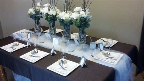 dinner table decorations for dinner parties elegant dinner party table decorations photograph elegant