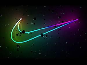 Nike Neon Wallpaper by Hamed Bahrami Dribbble