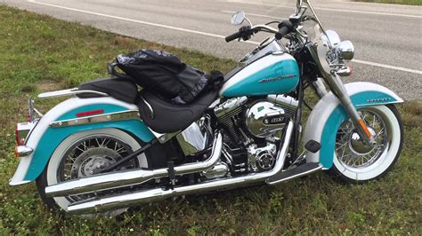 2016 Harley Davidson Softail Deluxe