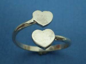 Personalized Heart Ring - Engraved Heart Ring - Custom ...