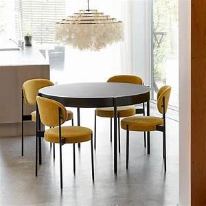 Stuhl Panton Chair : 430 polster stuhl von verner panton connox ~ Markanthonyermac.com Haus und Dekorationen