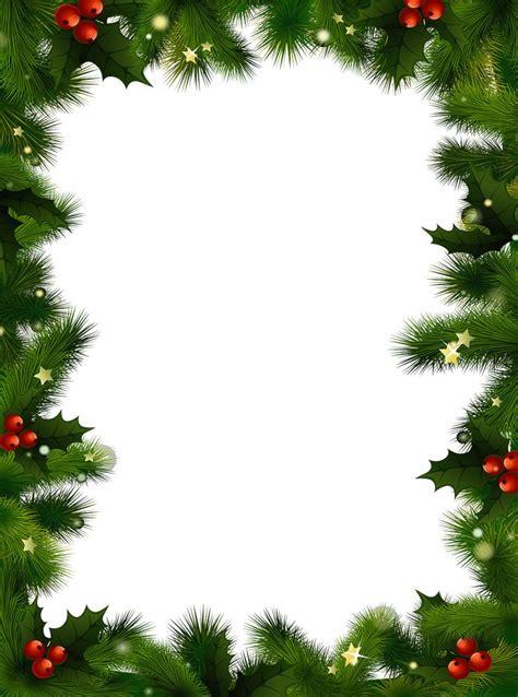 christmas borders  frames christmas photo frame