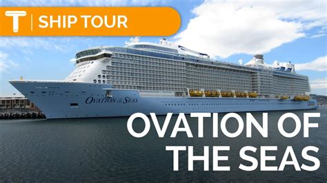 cuisine r駭ovation ovation of the seas 2017 tour review cabin food activities