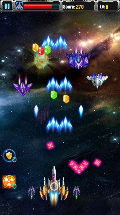 galaxy shooter space shooting apk mod android apk mods