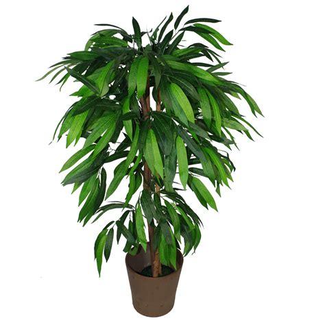 Large Artificial Mango Tree Plant  Leaf Artificial Plants