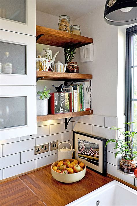 open shelving kitchen ideas 65 ideas of open kitchen wall shelves shelterness