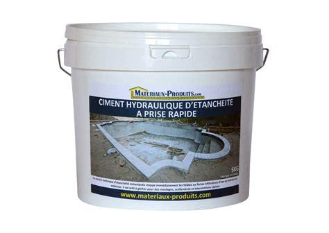 ciment prise rapide ciment hydraulique d etancheite 224 prise rapide