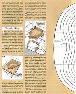 Collapsible Wooden Basket Plans • WoodArchivist