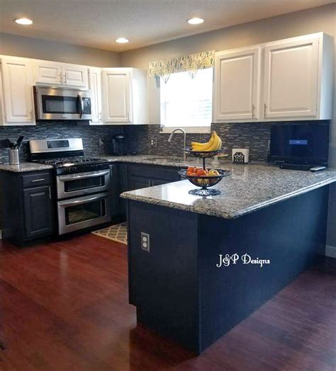 kitchen cabinet paint finishes kitchen cabinet makeover with general finishes snow white 5632