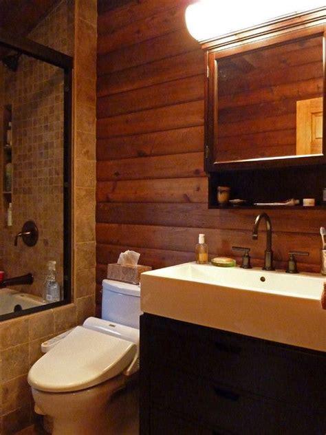 beautiful wooden cabin house   cedar cozy