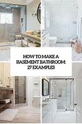 How To Add A Basement Bathroom 27 Ideas DigsDigs How To Add A Basement Bathroom 27 Ideas DigsDigs Narrow Basement Bathroom Ideas Basement Bathroom Ideas How To Install A Shower In The Basement On Concrete