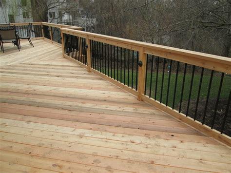Deck Railings  St Louis Decks, Screened Porches
