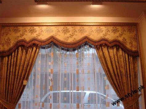 stylish curtain designs 2011