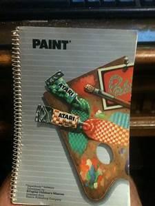 Atari Paint Manual