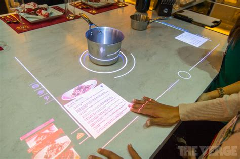 touch technology kitchen faucet 8 smart kitchen innovations from ces 2014 food tech