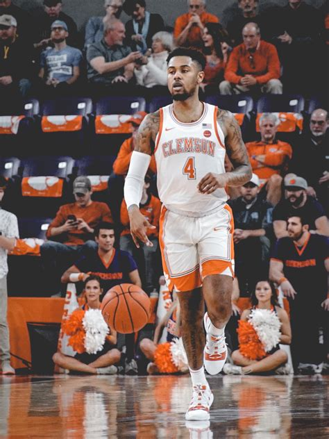 mens basketball  unc clemson tigers official