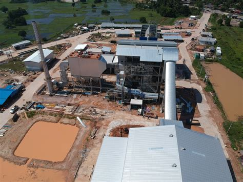 Biomass Power Plant TPCH 1 - บริษัท ไทยโพลีคอนส์ จำกัด (มหาชน)