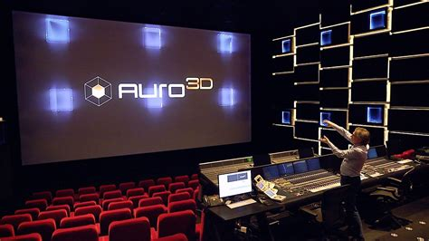 The Future Of Surround Sound? Auro 3d Youtube