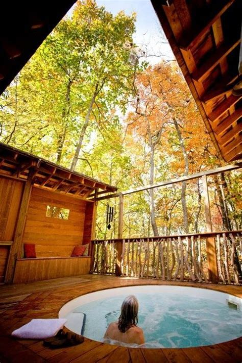 carolina cabins with tubs 50 relaxing and dreamy outdoor tubs comfydwelling