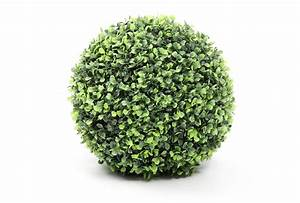 Boule De Buis : boule de buis artificielle 28 cm ~ Melissatoandfro.com Idées de Décoration