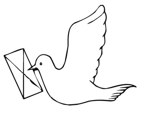 Coloring Picture For Kid by Free Printable Pigeon Coloring Pages For