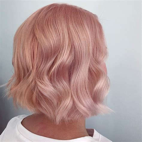 Gold Hair Colour by How To Get The Gold Hair Color Trend Wella