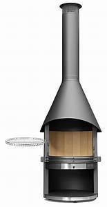 Cheminee D Exterieur Barbecue : feuchic design ~ Dode.kayakingforconservation.com Idées de Décoration