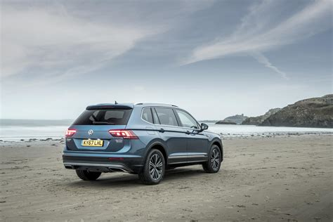 2020 volkswagen tiguan allspace 162tsi. 2018 Volkswagen Tiguan Allspace UK Pricing And Details ...