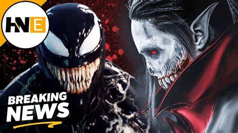 venom producers give morbius  living vampire