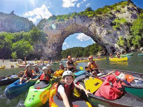 Ardeche Watersports School Trip - Voyager School Travel