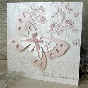 13 best butterfly wedding invitations images on With wedding invitations glasgow cheap