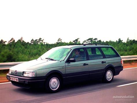 Volkswagen Passat Variant Specs 1988 1989 1990 1991