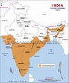 Coconut Growing States in India | India Thematic Maps ...