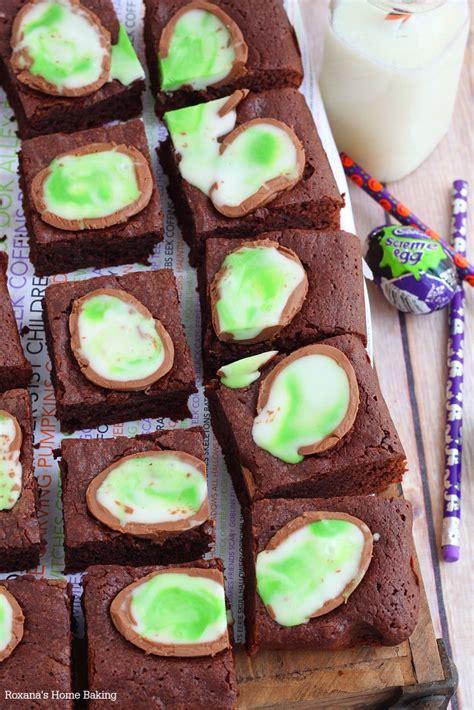 cadbury screme eggs    halloween easy cadbury