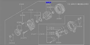 Nissan Skyline R33 Fuse Box Diagram