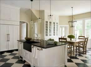 black and white tile kitchen ideas kitchen black and white floor tiles linguine and me