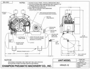 31 Central Pneumatic Air Compressor Parts Diagram
