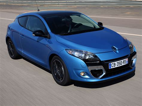 2018 Renault Megane Iii Coupe Pictures Information And