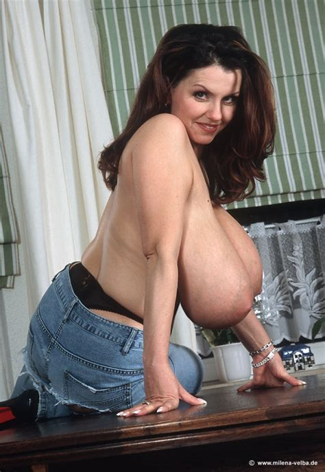 Pics Showing For Free Milena Velba Huge Tits