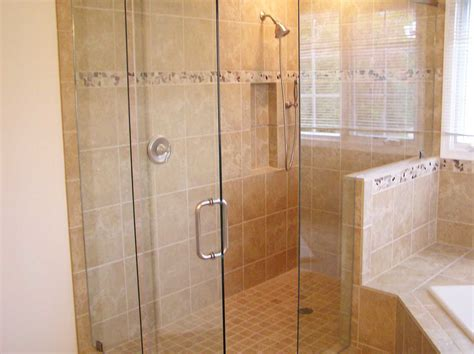 Tile Bathroom Shower Ideas by Tile Shower Ideas Affecting The Appearance Of The Space
