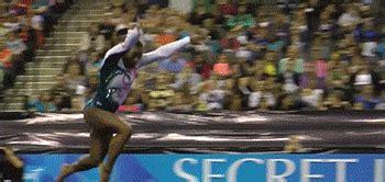 Simone Biles Flexibility