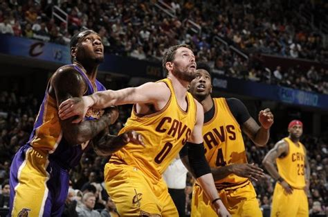 cleveland cavaliers  los angeles lakers game recap