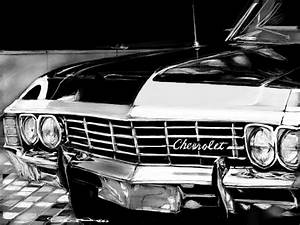 Supernatural Chevy by acostamt on DeviantArt | pelis ...
