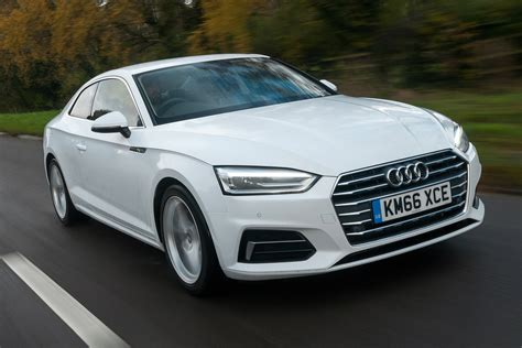 New Audi A5 Coupe 20 Tdi Sport 2017 Review  Auto Express