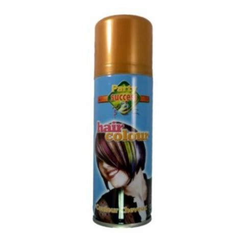 Coloured Hairspray Temporary Wash Out Dye Hair Spray Fancy
