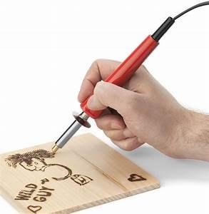 Wood, Burning, Pen, 20, Tips, And, Stencil, Woodburning, Set