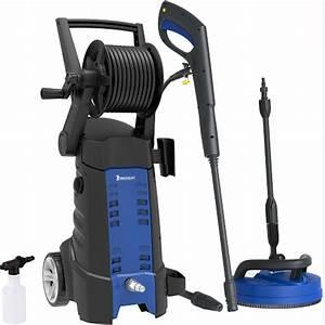 Nettoyeur Haute Pression : choisir un nettoyeur haute pression michelin guide d ~ Melissatoandfro.com Idées de Décoration