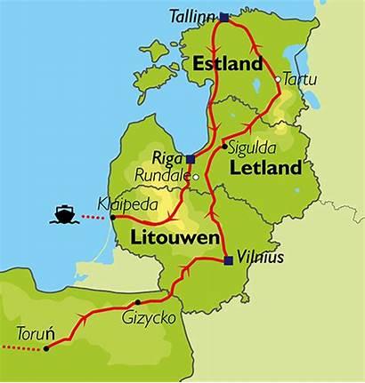 Staten Baltische Oad