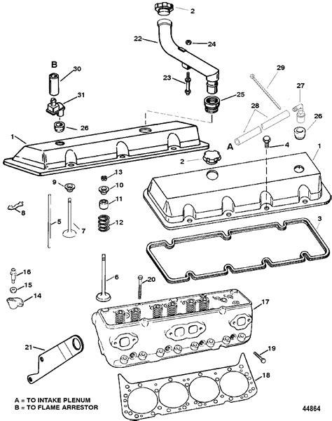 1978 Mercruiser 898 Wiring Diagram by каталог запчастей Mercruiser остальные 8 2l Mie Mpi Lh